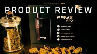 Fenix Pro Dry Herb Vaporizer Review by RuffHouse Studios