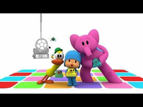 Let's Go Pocoyo- Circus (S03E45)