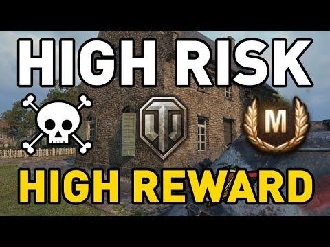 World of Tanks || High Risk - High Reward