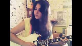 Download Lagu Sultans of Swing - Dire Straits cover by Anastasia Mp3