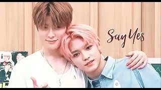 Jung Jaehyun x Lee Taeyong  Say Yescredits to all the rightful owners of the song, photos and videos used.