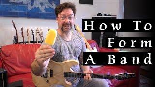 Video How To Form A Band - Rob Chapman (Q&A) MP3, 3GP, MP4, WEBM, AVI, FLV Juli 2018