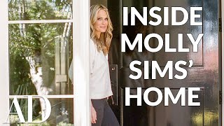 Inside Molly Sims' Kid-Friendly Home in Pacific Palisades   Celebrity Homes   Architectural Digest