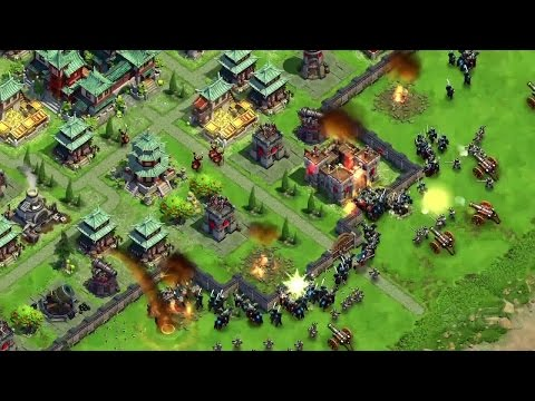 DomiNations - Launch Trailer