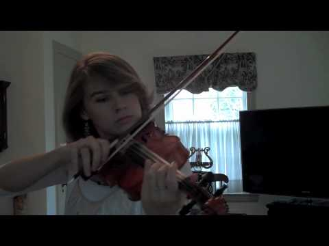 Suteki Da Ne Violin Cover by Taylor Davis
