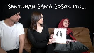 Download Video PARANORMAL EXPERIENCE - SARA WIJAYANTO KENALIN RICIS DENGAN SOSOK 'DIA'. MP3 3GP MP4