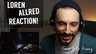 Vocal Coach REACTS to Loren Allred - Never Enough