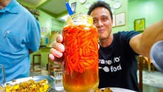 Video Liquid Meat + GHOST CHILI PEPPER and King of Crackling! Food Tour in Belo Horizonte, Brazil! MP3, 3GP, MP4, WEBM, AVI, FLV Juni 2019