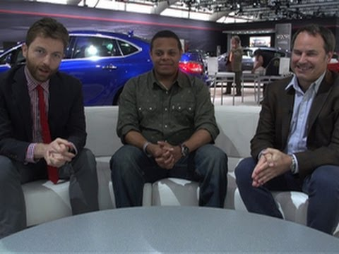 Auto - http://cnet.co/1hRkp4p It's a wrap for us here at the 2014 New York auto show, but before we go we thought we'd gather 'round and discuss our favorite new ca...
