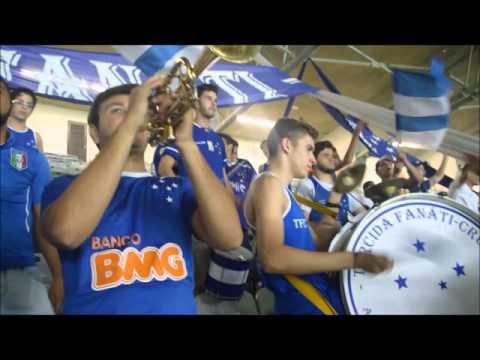 TFC - Cruzeiro 3 x 0 Uberlândia-MG - Mineiro 16 - 15/03/2016 - Torcida Fanáti-Cruz - Cruzeiro