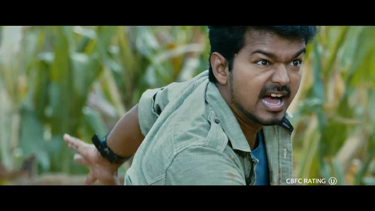 Vijay's Mass Jilla Official Trailer Released [Video]