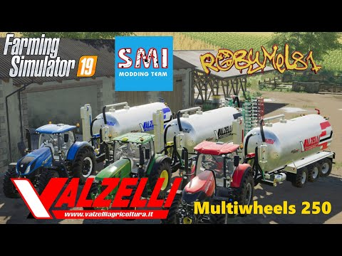 Valzelli Multiwheels 250 v1.0.0.0