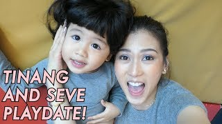 Video Tata & Seve's Playdate by Alex Gonzaga MP3, 3GP, MP4, WEBM, AVI, FLV Juni 2019