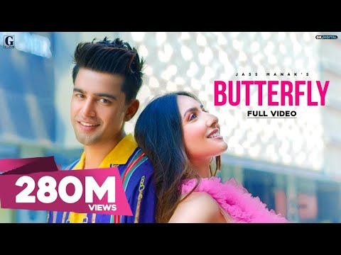 Butterfly : Jass Manak (Full Video) Satti Dhillon | Sharry Nexus | GK DIGITAL | New Songs | Geet MP3