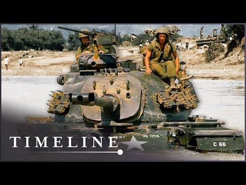 The Gruelling Experience Of US Tank Crews In Vietnam | Greatest Tank Battles | Timeline