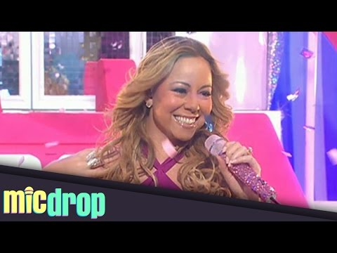 "Mariah Carey ""Get Your Number"" LIVE Performance - MicDrop"