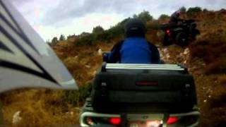 9. SUZUKI KINGQUAD 750 POWER STEERING ATV 2009 ΕΠΟΜΕΑ