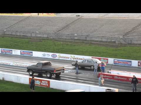 9-second sleeper turns heads at the strip
