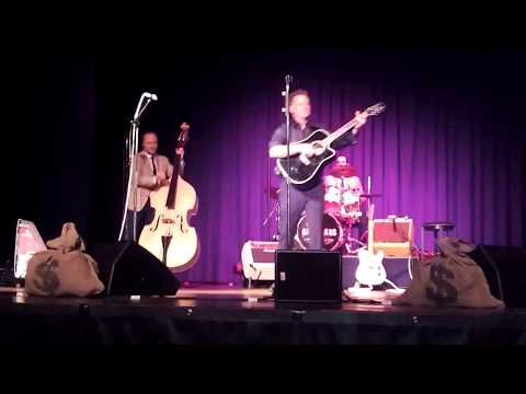 The CashBags covern Johnny Cash - Folsom Prison Blues - Hittfeld 2017