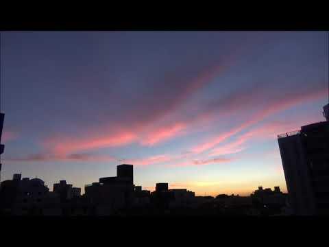 Solar Beam After Sunset!