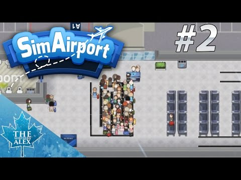 SimAirport – How to kill a lively Airport in under 15 minutes –