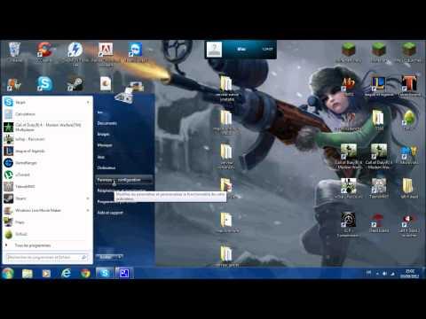 comment regler micro skype windows 8