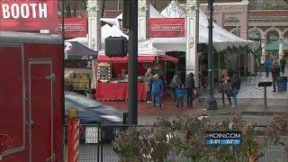 Berlin attack has Portland Saturday Market on guard
