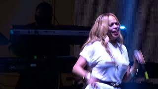 "Faith Evans ""All Night Long"" Summer Breeze Fest 2017"