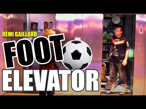 Remi Gailard - Foot Elevator