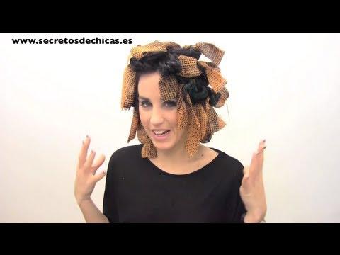 como hacer crespos - LEEME / DESPLIEGAME ♥ ♥ COMO REALIZAR ONDAS SIN LAS PLANCHAS DEL CABELLO Aquí os enseño a realizar ondas o rizos en vuestro cabello, lo unico que hacemos...