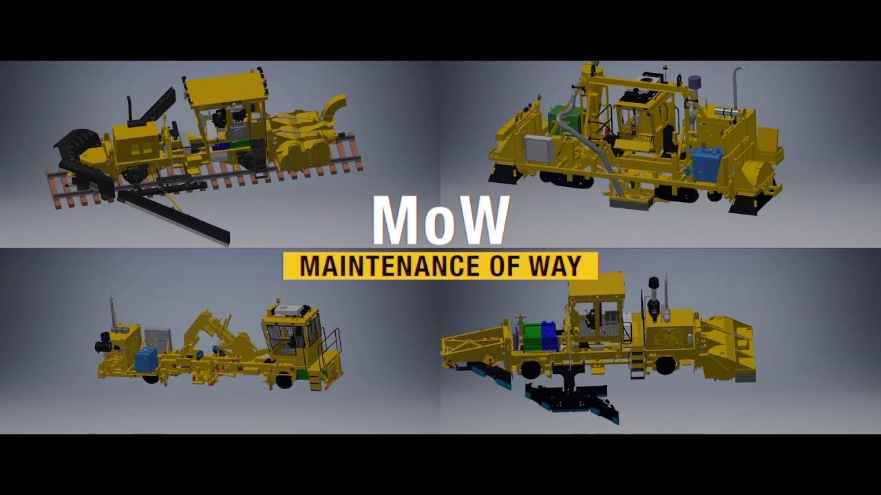 Kershaw® Maintenance-of-Way Solutions