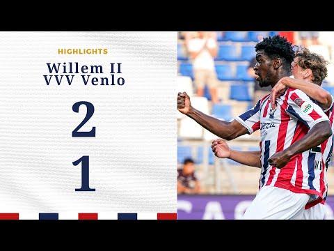 Highlights Willem II -  VVV Venlo (2-1)