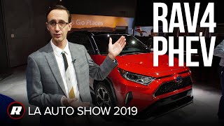 2021 Toyota RAV4 Prime: It can hit 60 miles an hour in less than 6 seconds. by Roadshow