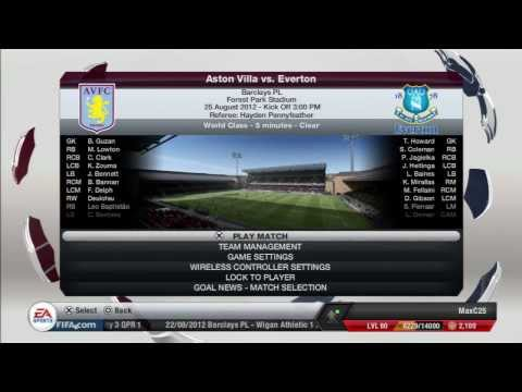 FIFA 13 Career Mode - Aston Villa | The Kids Are Alright | Episode #1