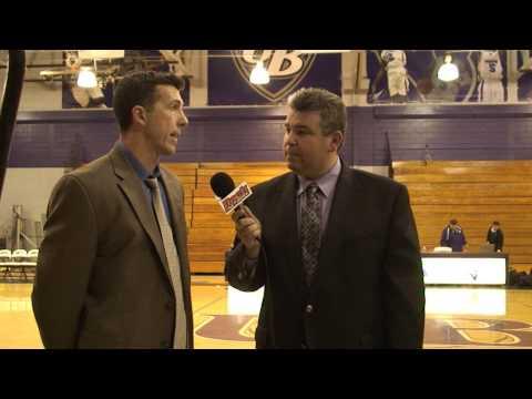 ECC DHOTW- Mercy vs. Bridgeport MBB
