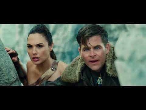 wonder woman hollywood movie best action sence.....