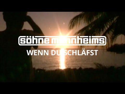 Tekst piosenki Sohne Mannheims - Wenn du schlafst po polsku