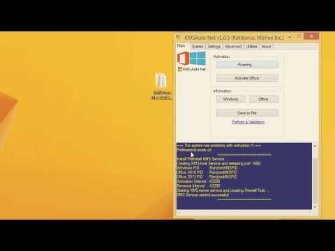 KMSAuto Net 2019 v1.3.8 Portable-Activer Windows et Office