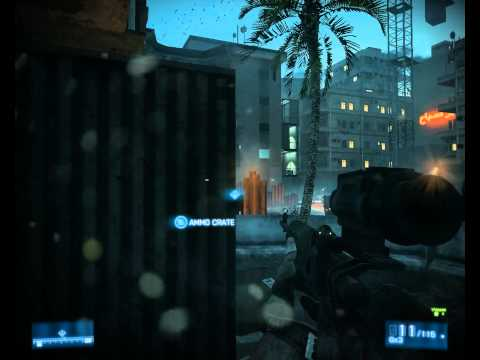 Battlefield 3 - серия 5 (Стелс - не не слышал)