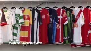 VÍDEO: Circuito Cultural oferece exposições sobre futebol durante a Copa
