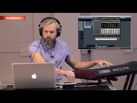 Cubase 7.5 – New VST Instruments and Quick Controls