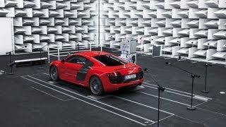 Audi R8 e-Tron Sound