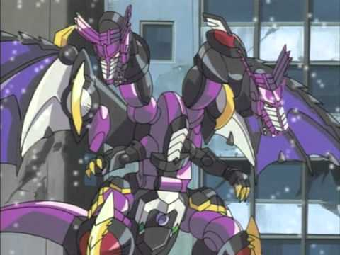 robots in disguise - 1. Battle Protocol.