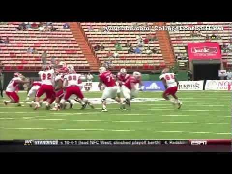 Garrett Gilbert Game Highlights vs Fresno St. 2012 video.