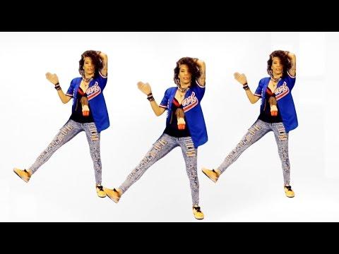 Уличные танцы: движения  Бейонсе. Видео обучение  Анишы.