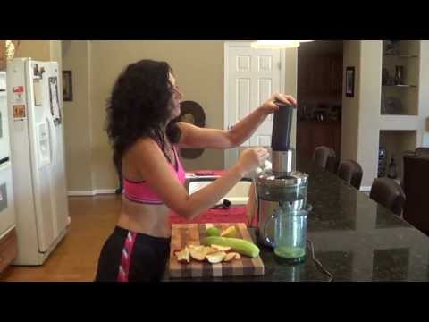 Juicing with Julie – How To Clean A Juicer The Quick & Easy Way