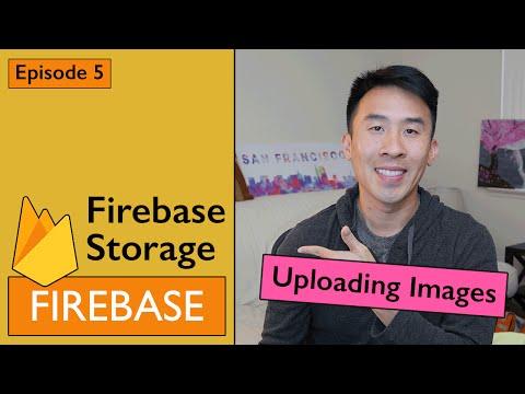 Swift: Firebase 3 – How to Upload Images to Firebase Storage (Ep 5)