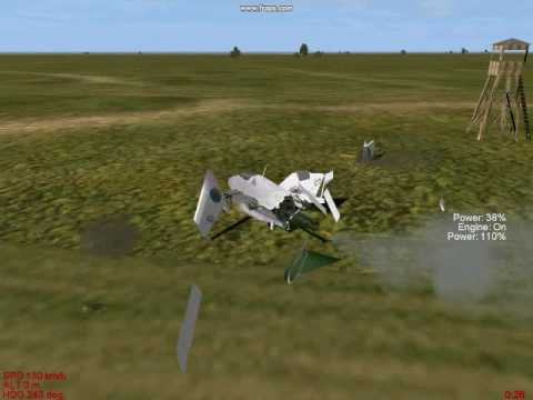 IL2: Takeoff and Landing Bloopers