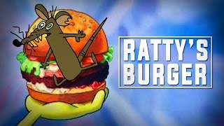 RAT BURGER DELICIOUSNESS - Hamburger Game Multiplayer