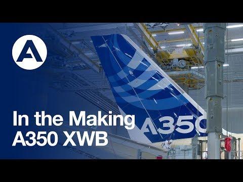 Как строили Airbus 350. Шаг за шагом - Центр транспортных стратегий